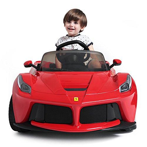 ferrari kinderauto Rastar 82700 Ride-on Ferrari LaFerrari, rot