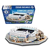 Paul Lamond Officiel ~ Chelsea FC Stamford Bridge ~ 3D Replica Stade ~ Technologie EasyFit...