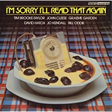 I'm Sorry I'll Read That Again (Vintage Beeb)