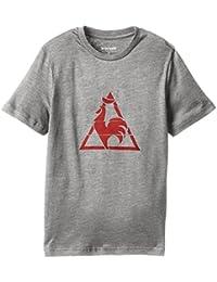 Le Coq Sportif Ubriso T-Shirt manches courtes Enfant