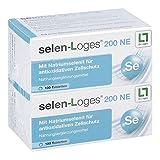 Selen-Loges 200 NE, 200 St. Tabletten