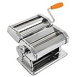 Nudelmaschine aus Stahl für Lasagne, Spaghetti und Tagliatelle - 2