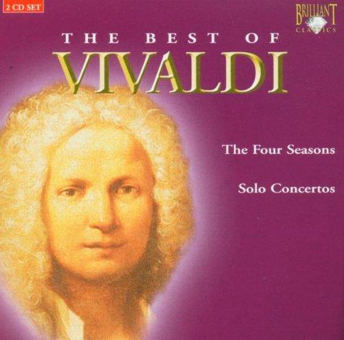 Vivaldi: the Best of 2-CD Slim