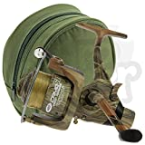 Best Baitrunner Reels - NGT Camo60 Carp Free Runner 3BB Fishing Reel Review