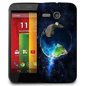 Snoogg Earth Free Wallpaper Designer Protective Phone Back Case Cover For Motorola G / Moto G