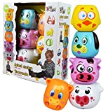 Baby Animal Stackers with Sound Pre-school Learning Toy - Best Reviews Guide
