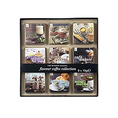 The Modern Chocolatier Cozy Hot Chocolate Collection by Modern Gourmet Foods