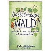 """Bastelmappe """"Wald"""""""