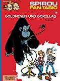 Spirou & Fantasio 9: Goldminen und Gorillas: (Neuedition) - André Franquin