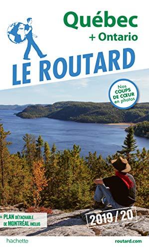 Guide du Routard Québec 2019/20: (et Ontario) par  Collectif