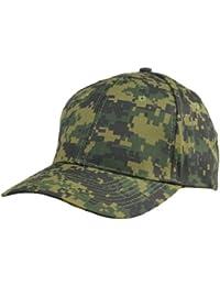Pixel Camo Hat in Dark Green Cap
