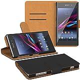 PREMIUM - Book-Style Case für - Sony Xperia Z3 Plus -