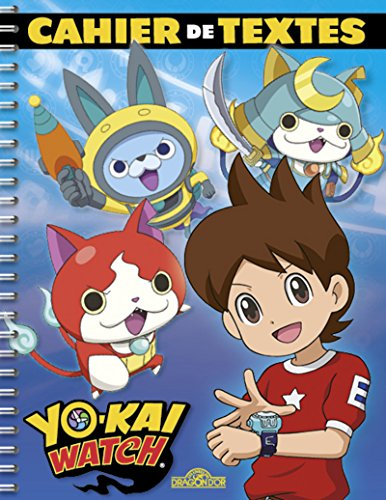 Yo-kai Watch - Cahier de textes par VIZ MEDIA