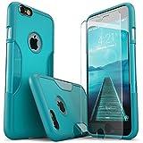 Best Sahara Case Iphone 6 Plus Tempered Glasses - iPhone 6S Plus Case, Teal Aqua *Bonus Glass* Review
