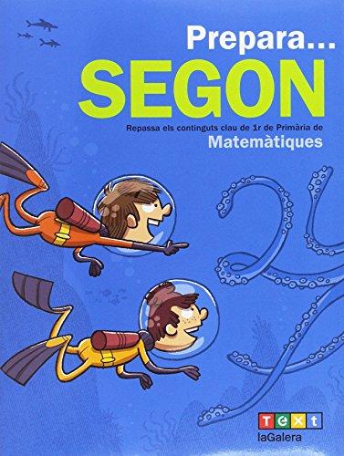 Prepara... Segon. Matemàtiques (Quaderns estiu) - 9788441230200