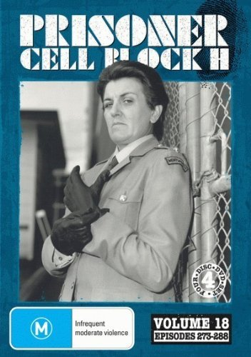 Prisoner: Cell Block H - Vol. 18 (Ep. 273-288) - 4-DVD Set ( Caged Women ) ( Women Behind Bars ) by Alan Hopgood (Woman-dvd Caged)