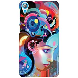 HTC Desire 820 Back Cover - Traditional Designer Cases