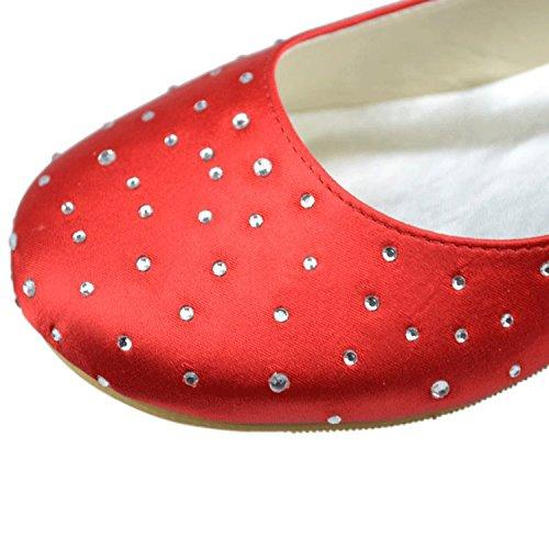 Kevin Fashion , Ballet femme Rouge - rouge