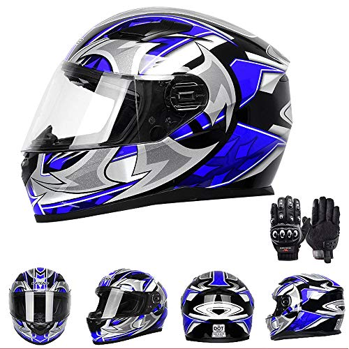 Casco de Motocross adulto F1 Racing Casco de carreras cara completa de