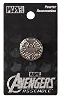 Marvel Avengers Shield Eagle Logo Lapel Pin by Marvel