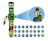 Rvold 24 Images Ben10 Projector Watch - Best Digital Toy Watch for Boys
