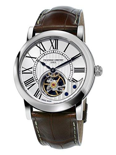 Frederique Constant Men's Manufacture Heart Beat Automatic Watch FC-930MS4H6