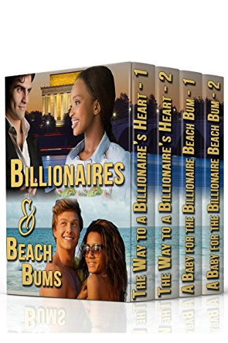 Billionaires and Beach Bums: Two Complete BWWM Romance Novellas