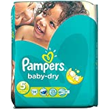 Pampers Baby Dry Taille 5 Junior 11-25kg (39) - Paquet de 6