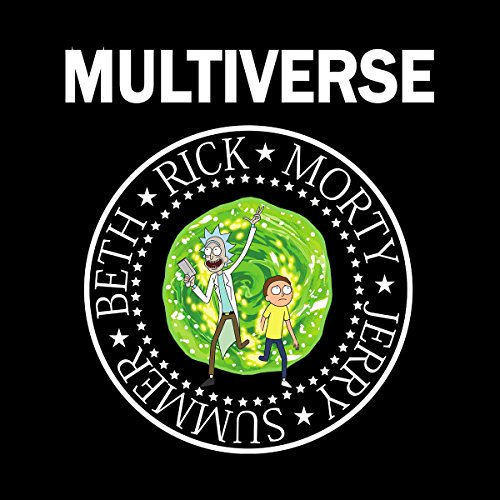 Rick And Morty Rick Converse Multiverse All Star Logo Women's Vest Black