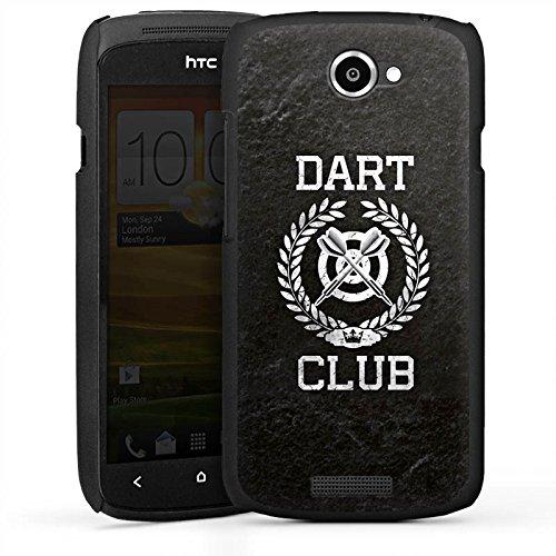 DeinDesign HTC One S Hülle Case Handyhülle Dart Club Sport