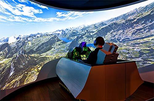 Jochen Schweizer Geschenkgutschein: F16 Fighting Falcon Flugsimulator Frankfurt