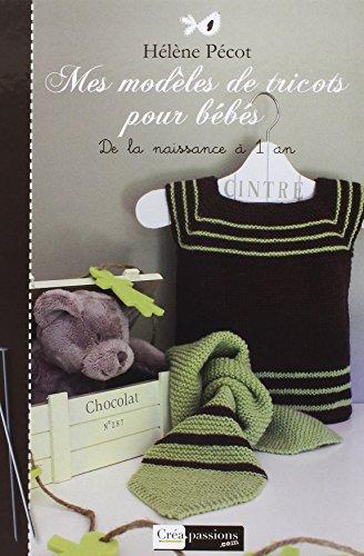 Mes modèles de tricot pour bébés