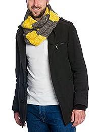 Echarpe Les Animaux fantastiques Newt Scamander Elbenwald jaune gris