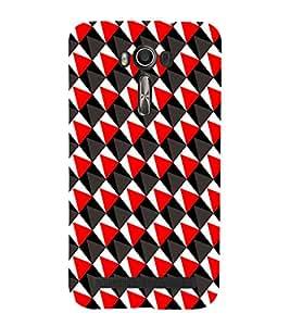 EPICCASE traingle Mobile Back Case Cover For Asus Zenfone Go (Designer Case)