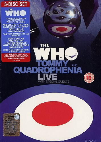 The Who - Tommy and Quadrophrenia live