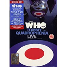 The Who - Quadrophenia & Tommy, Live