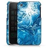 DeinDesign Coque Compatible avec Apple iPhone 3Gs Étui Housse marbre Marble Motif