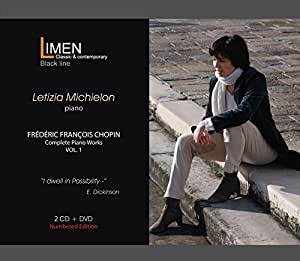 Chopin - Complete Piano Works VOL. 1 (2CD+DVD) - Letizia Michielon