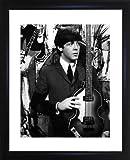 Paul McCartney Framed Photo