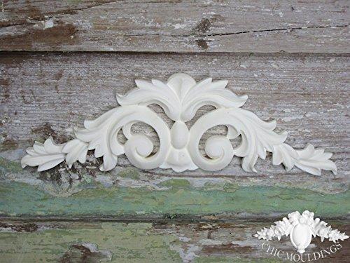 Chic mouldings decorazioni per mobili stile vintage applique