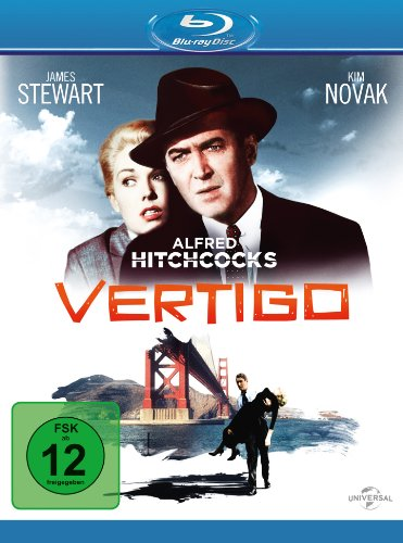 Vertigo - Aus dem Reich der Toten [Blu-ray] -