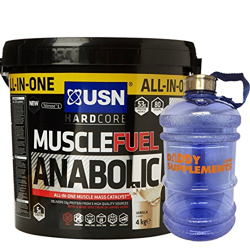 usn muscle fuel anabolic 4kg price comparison