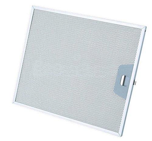 Filter für Dunstabzugshaube aus Aluminium, 253 x 300 x 8 mm, FRANKE 1960373 CD 39610300 F 204