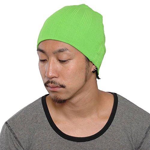 Casualbox Homme frais sportif bonnet chapeau unisexe chapeau style L.Green