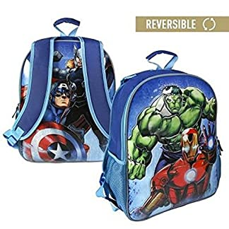 516v7k9WjrL. SS324  - Los Vengadores (Avengers) 2100002016 Mochila Infantil
