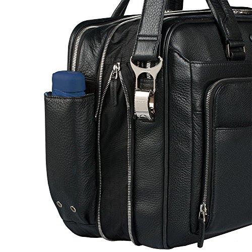 PIQUADRO Bag Modus Male - ca2765mo-n Nero (Noir)