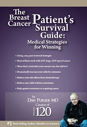 The Breast Cancer Patient's Survival Guide: Amazing Medical Strategies for Winning: A Natural Guide to Treatment of Cancer, Breast Cancer, Cancer and Nutrition, Beating Cancer and Fighting Cancer