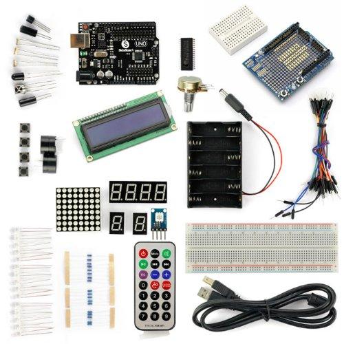 kompatibel-uno-r3-starter-kit-mit-17-basic-tutorial-projects-fur-anfanger-1602-lcd-prototype-shield-