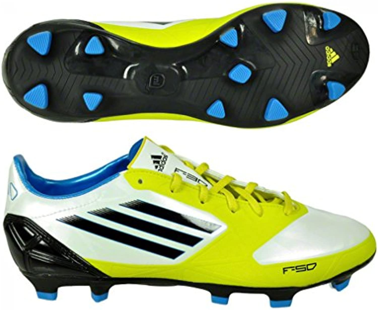 F30 TRX FG - Chaussures Football Adidas - 46