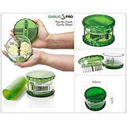 GKP Products ® Garlic Dicer Pro Peeler Vegetable Dicer Chopper Cutter